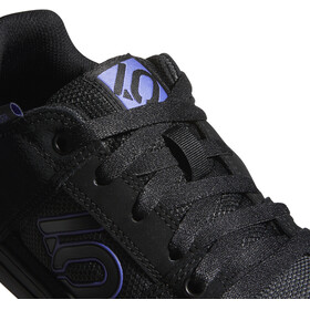 Five Ten Freerider Shoes Women carbon/core black/purple